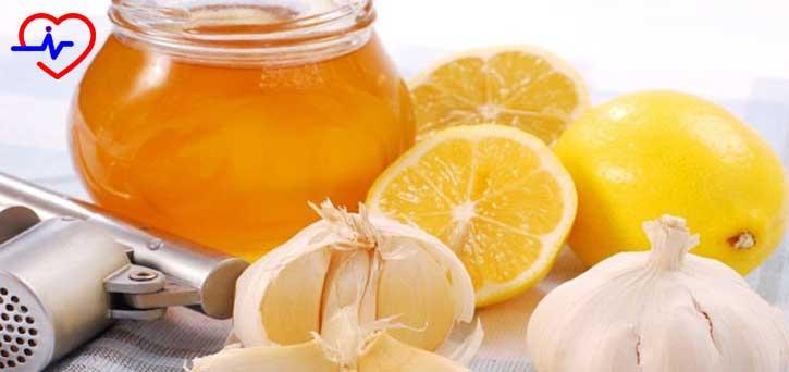 sarimsak limon bal